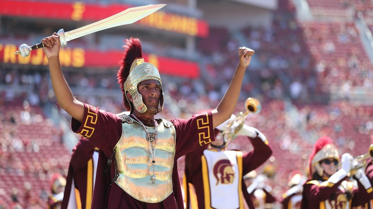 USC vs. Stanford Promo: Bet $30, Win $300 if the Trojans Score 3+ Points! article feature image