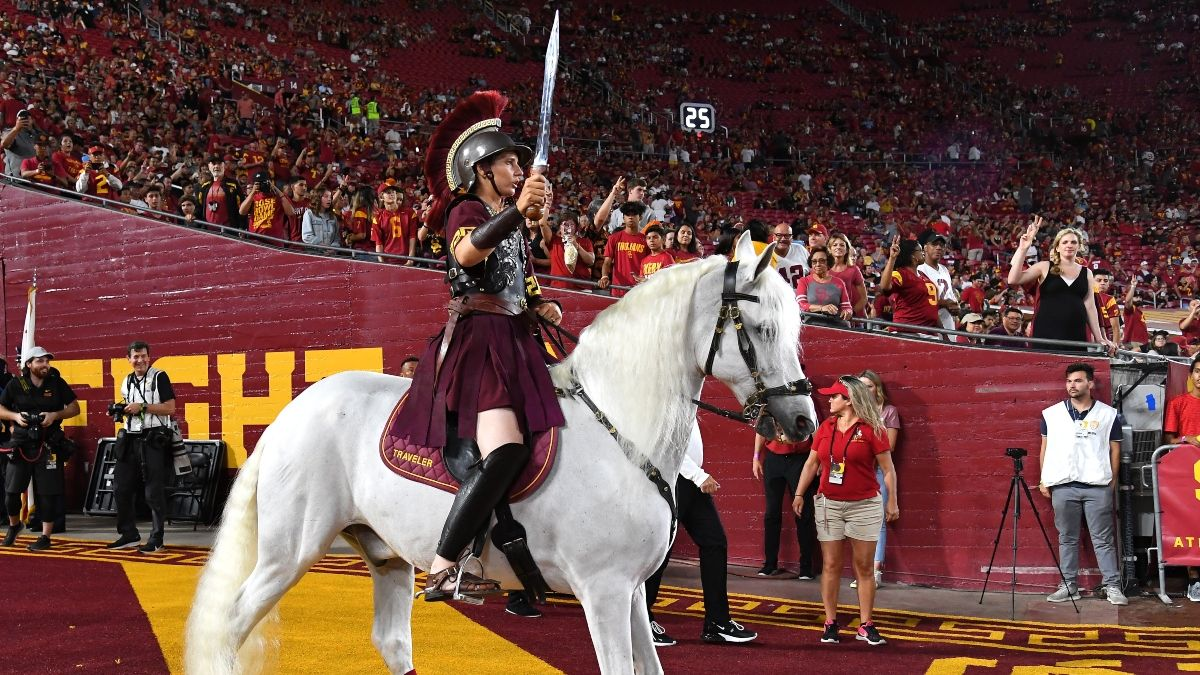 USC vs. Stanford Promo: Bet $20, Win $120 if the Trojans Cover +50! article feature image