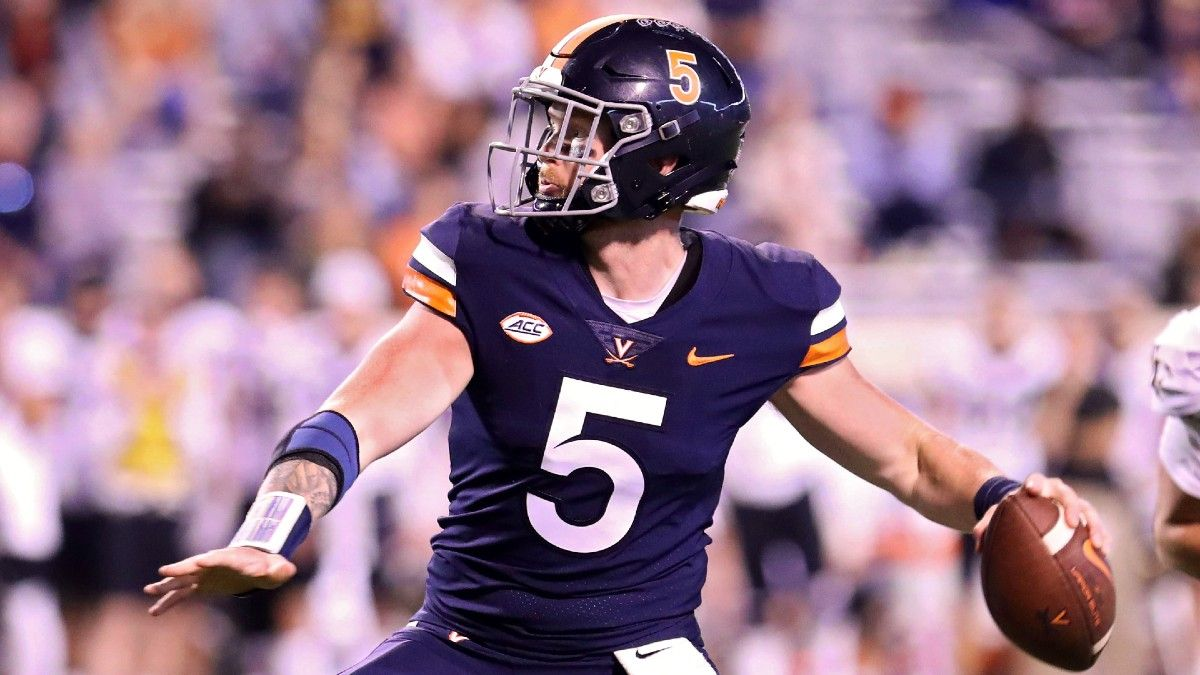 Miami vs. Virginia Odds, Picks, Preview: Your Betting Guide for Thursday's ACC Matchup (Sept. 30) article feature image