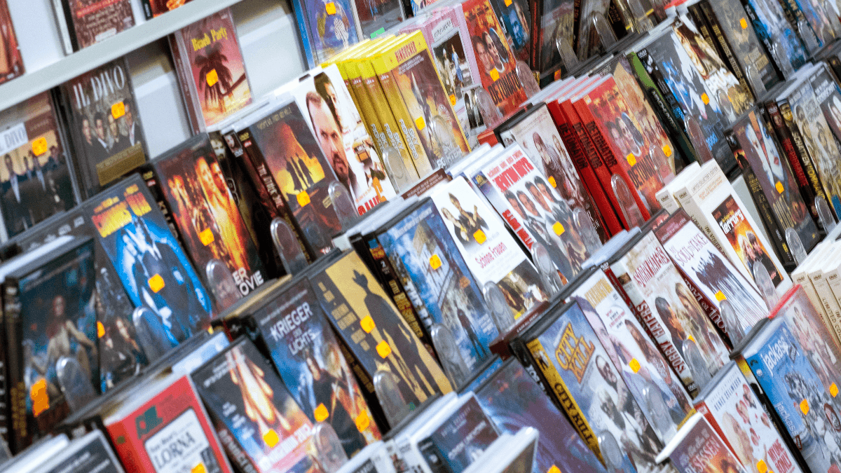 Are Sealed VHS Tapes the Next Alternative Asset Class? article feature image
