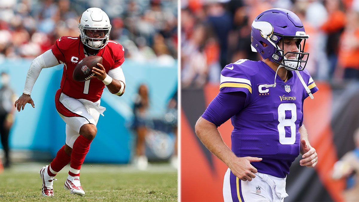 Cardinals vs. Vikings Odds, Spread, Totals: Opening Lines, Analysis (Sept. 19) article feature image