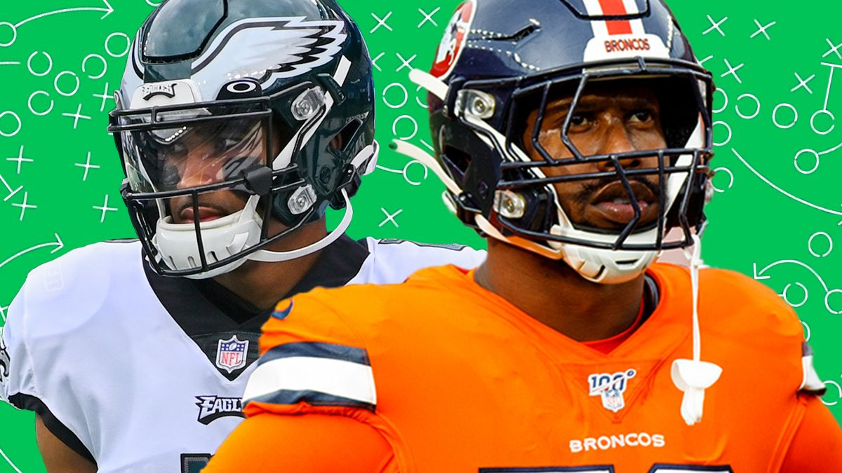 Week 1 NFL Betting & Fantasy Preview: Breaking Down All 13 of Sunday's Matchups (Sept. 12) article feature image