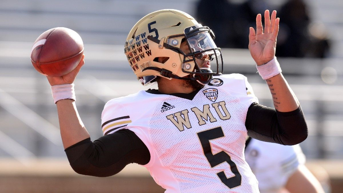 Western Michigan vs. Buffalo Odds, Picks: Betting Value on Broncos to Cover Spread (Saturday, Oct. 2) article feature image