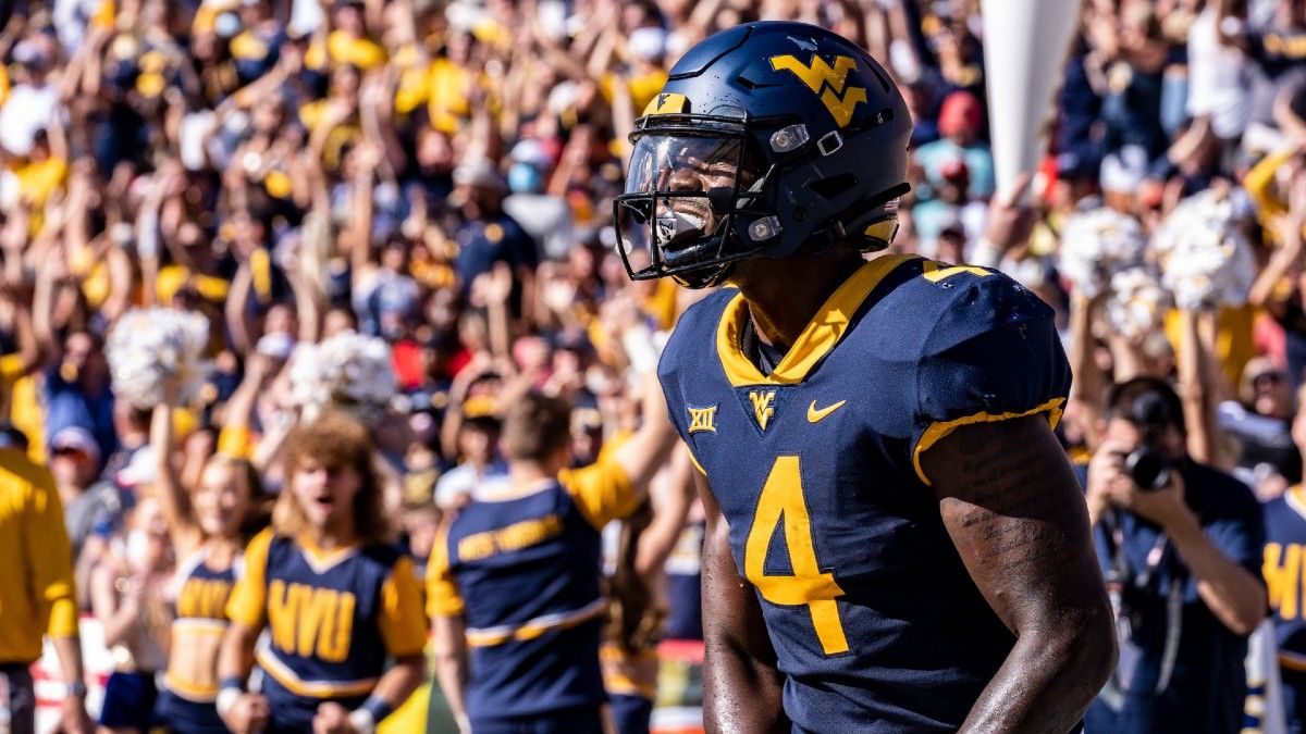 Virginia Tech vs. West Virginia Betting Odds & College Football Pick: Explosive Plays to be Difference in Rivalry Game article feature image