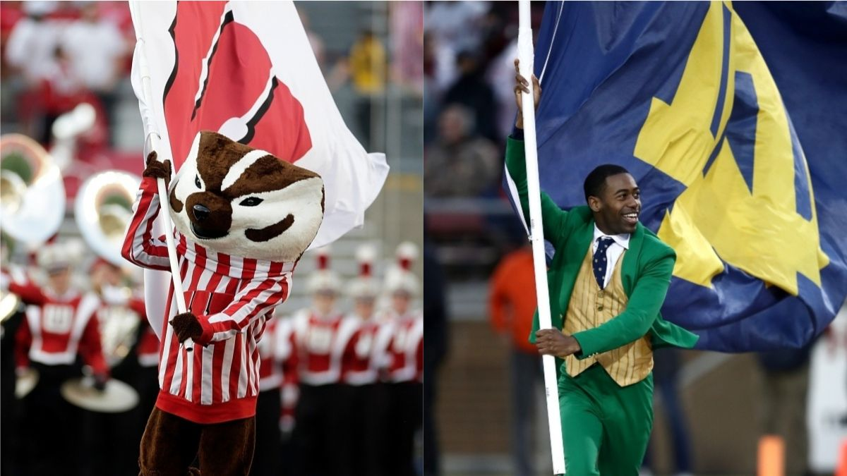Notre Dame vs. Wisconsin Odds, Promo: Bet $10, Win $200 if Either Team Scores a Touchdown! article feature image