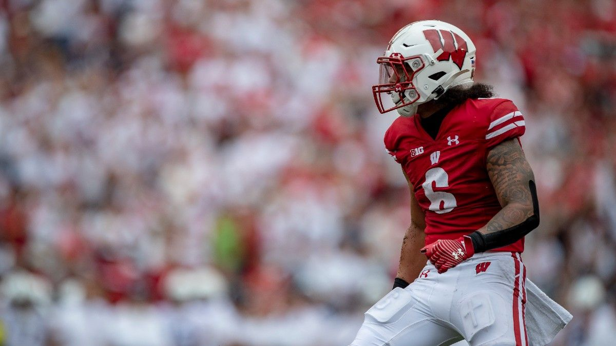 Wisconsin vs. Notre Dame Odds, Picks: How to Bet Saturday's First Half (September 25) article feature image