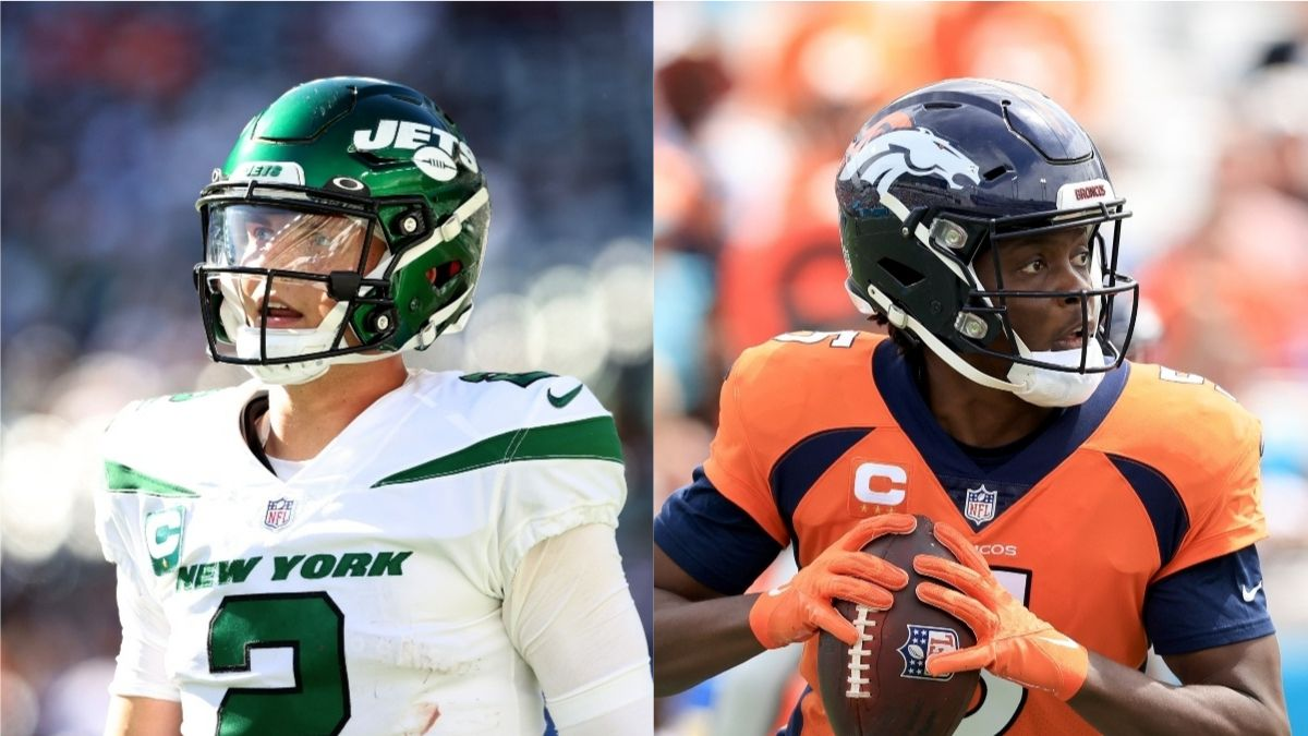 Jets vs. Broncos Odds, Promos: Win $205 on a Touchdown, and More! article feature image