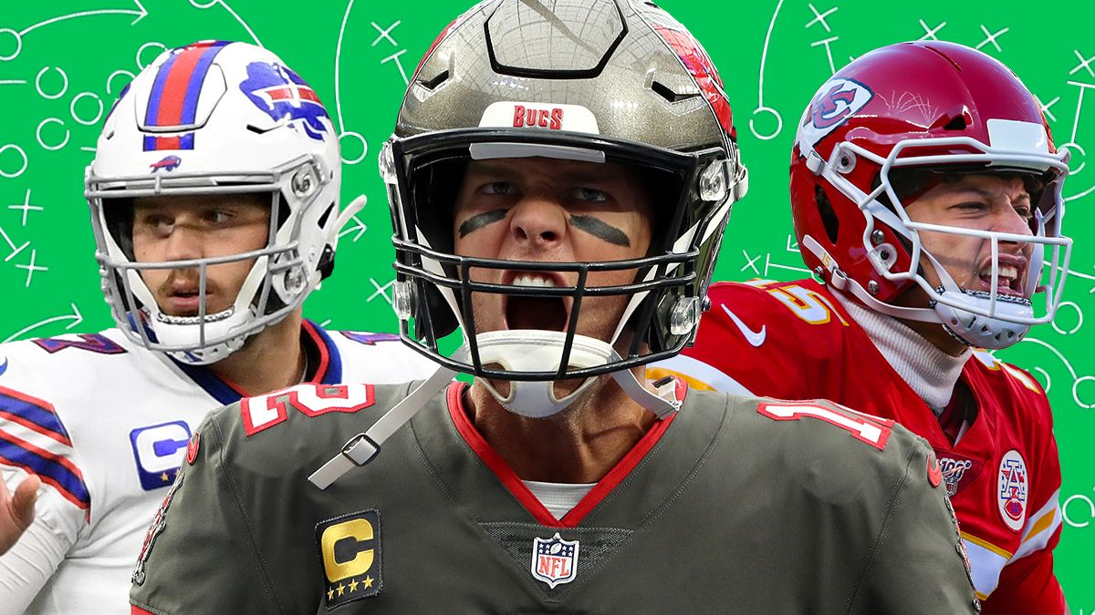 2021 NFL MVP Race & Odds: Ranking Tom Brady, Patrick Mahomes, More Candidates By Betting Value article feature image