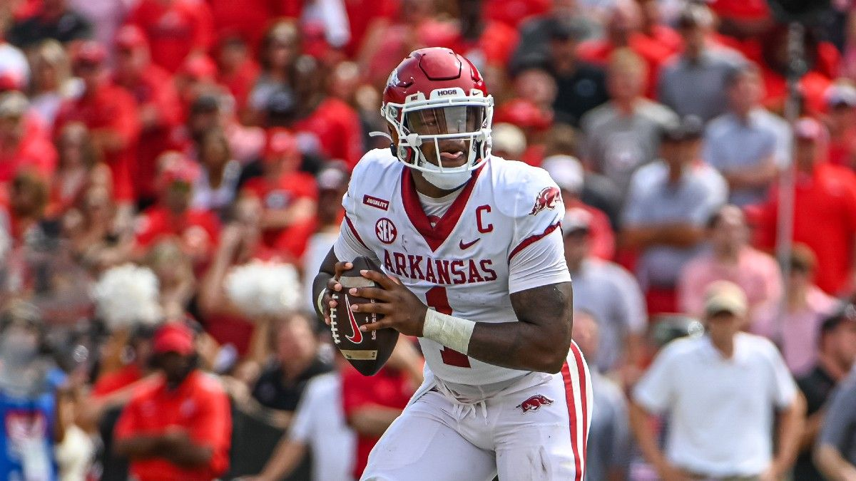 How Can I Watch Arkansas vs. Ole Miss? Time, TV Channel, Live Stream, Odds article feature image