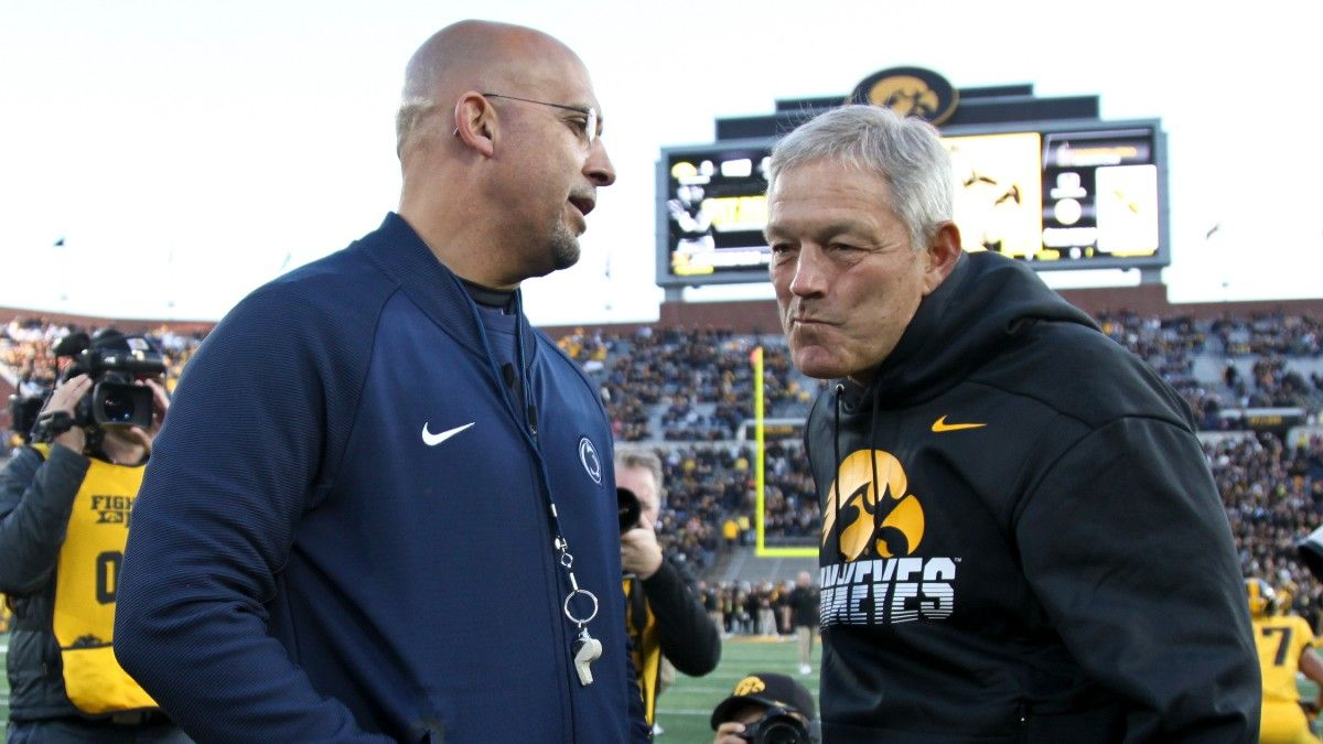 Penn State vs. Iowa Odds, Betting System Pick: The Model Edge That Fits A 58% Winning Angle article feature image