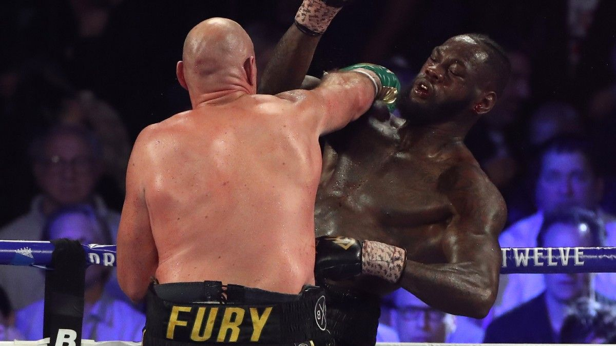 Updated Deontay Wilder vs. Tyson Fury Odds: Gypsy King Has 70% Chance to Win Trilogy Bout article feature image