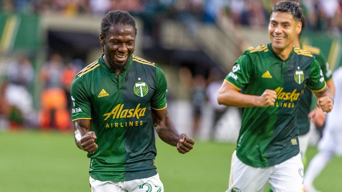 Sunday MLS Betting Odds, Pick, Prediction for Portland vs. Inter Miami: Can Timbers Keep Form at Home? (Oct. 3) article feature image