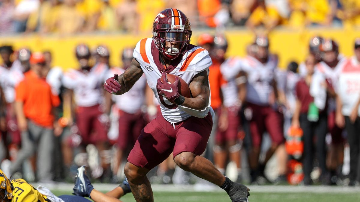 Notre Dame vs. Virginia Tech Odds, Picks, Predictions: Your Betting Guide for This Prime-Time Matchup (Oct. 9) article feature image
