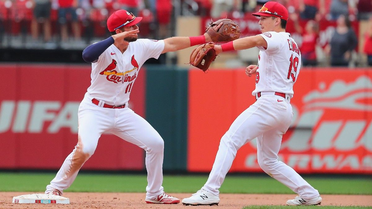 NL Wild Card Game Odds, Expert Picks, Predictions: 4 Best Bets For Cardinals-Dodgers (October 6) article feature image