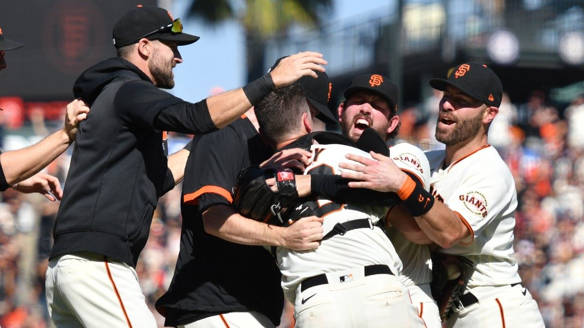 MLB Postseason Odds, Predictions: 4 Future Bets To Consider, Including Rays vs. Giants In The World Series article feature image
