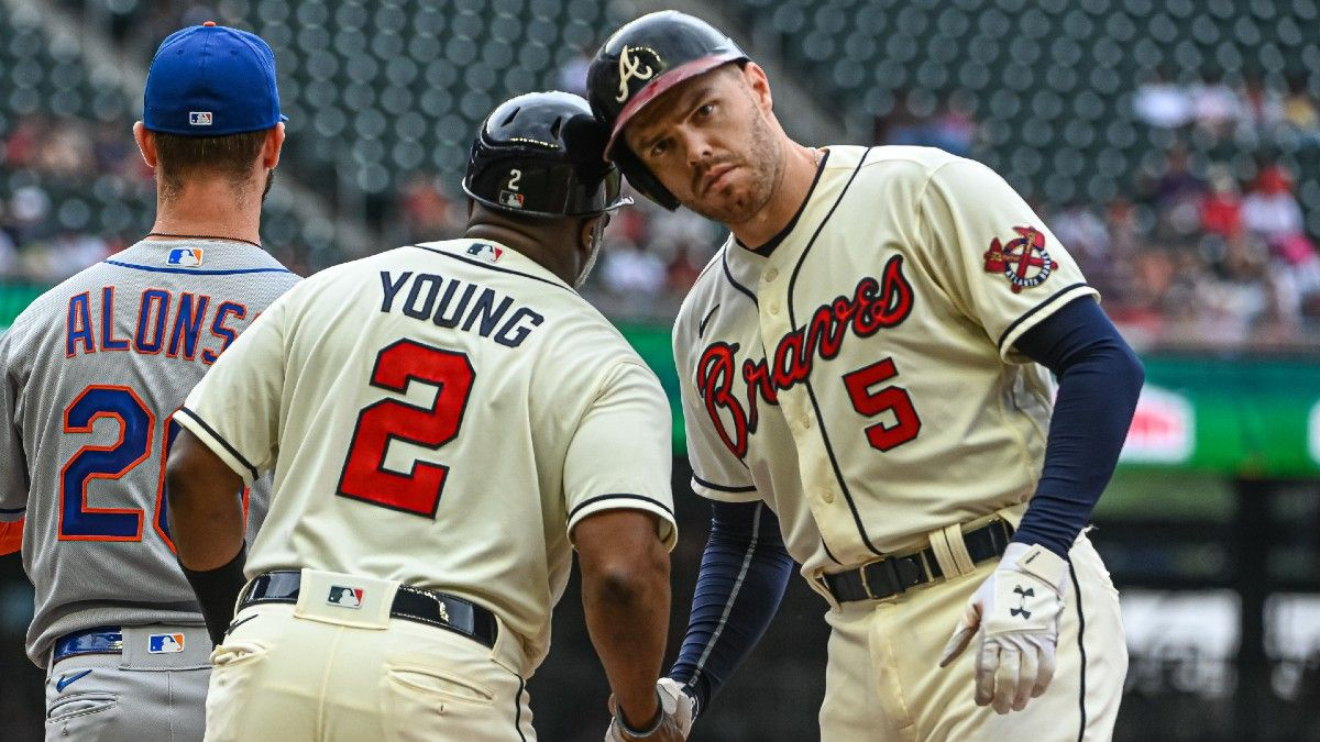 MLB Playoffs Braves vs. Brewers Betting Odds, Pick, Prediction: NLDS Game 1 Preview (October 8) article feature image