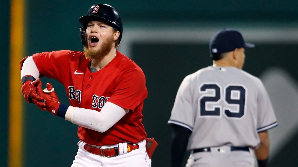 MLB ALDS Betting Odds, Picks, Predictions: Best Bets For Red Sox vs. Rays, White Sox vs. Astros (October 7) article feature image