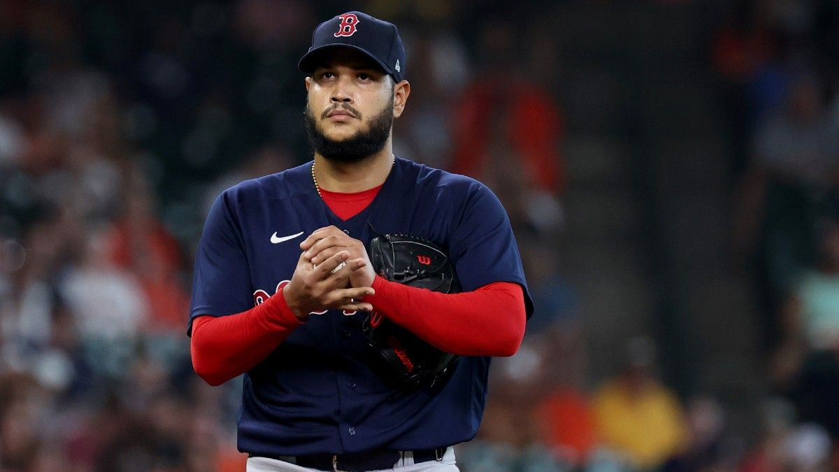 Red Sox vs. Rays ALDS Game 1 Odds, Picks, Predictions: Intriguing Pitching Matchup Puts Value On Total In St. Petersburg (October 7) article feature image