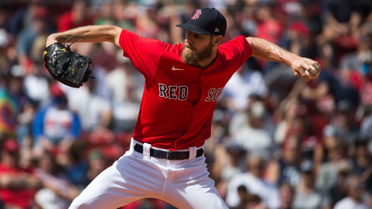 Sunday MLB Odds, Preview, Prediction for Red Sox vs. Nationals: Boston Looks To Clinch Spot Behind Chris Sale (Oct. 3) article feature image