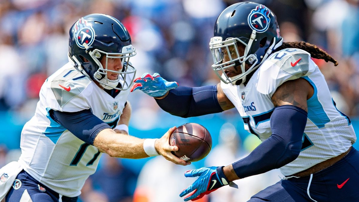 Week 5 NFL Odds, Picks, Predictions: Bet Titans To Cover vs. Jaguars & Eagles-Panthers Under Sooner Than Later article feature image
