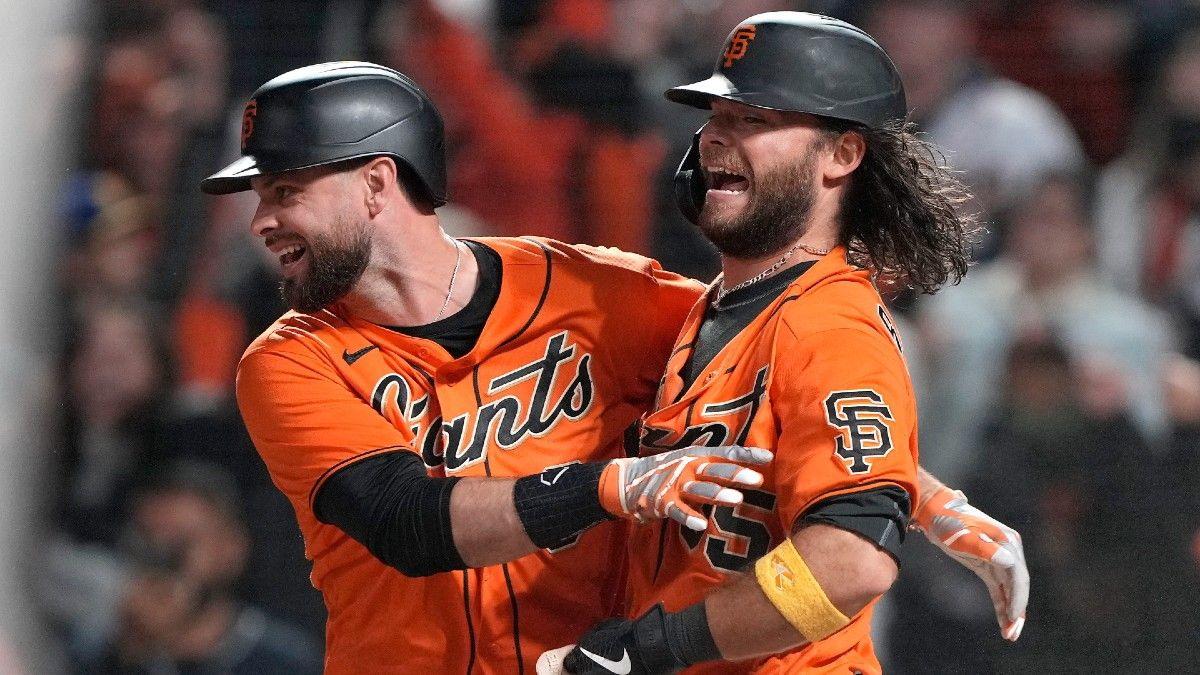 NLDS Game 1 Dodgers vs. Giants Betting Odds, Picks: 107-Win San Francisco Worth Backing As Home Underdog (October 8) article feature image