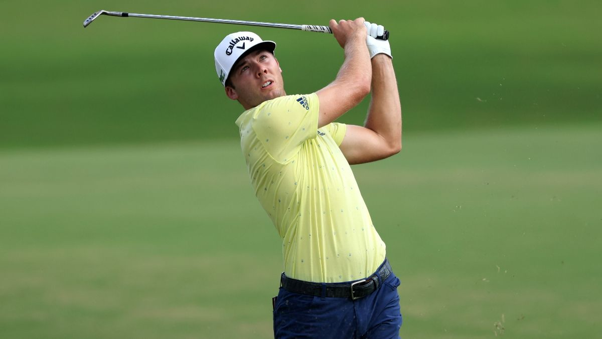 2021 Shriners Children's Open Betting Stock Report: Can Burns Keep the Momentum Rolling? article feature image
