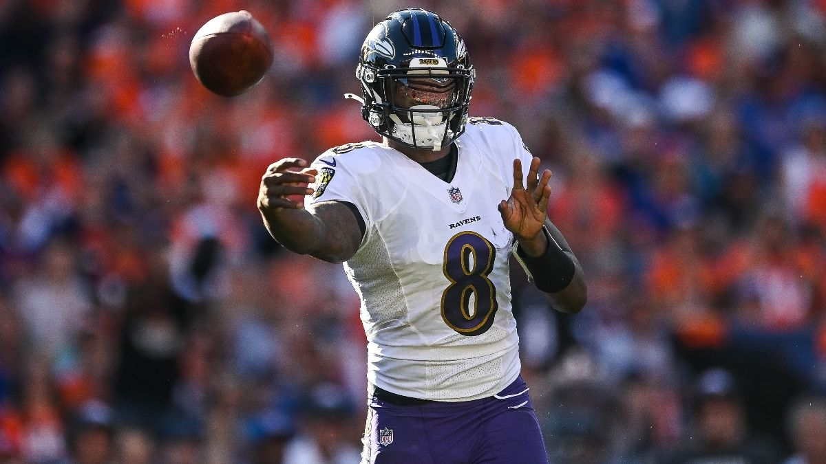 Week 5 NFL Bets: Jets, Ravens, 49ers, Panthers/Eagles More Spreads & Over/Unders article feature image