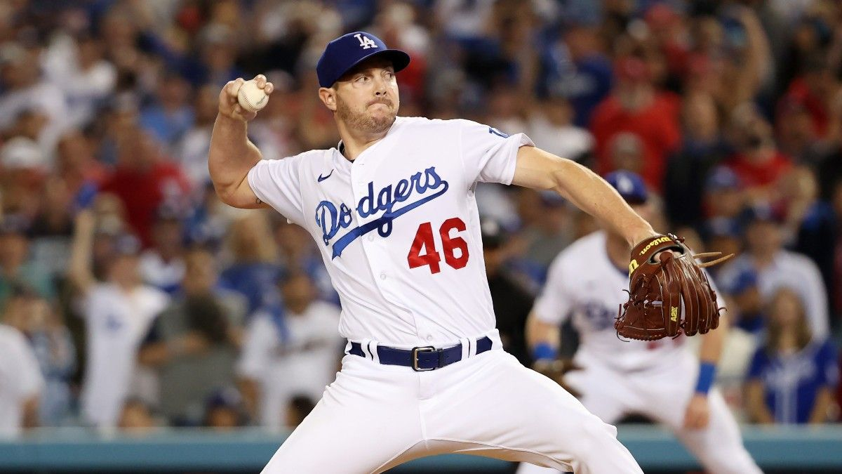 Corey Knebel Starts Game 5 of Dodgers vs. Giants NLDS: How Reliever's Outing Compares to Other Debuts article feature image