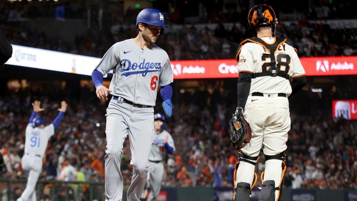 Major League Baseball Odds, Picks, Projections: How To Bet Monday's Four Divisional Series Matchups (Oct. 11) article feature image