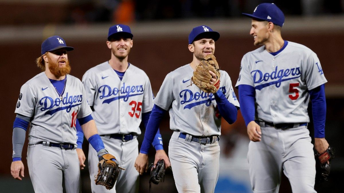 MLB Betting Odds, Expert Picks: How To Bet Monday's Postseason Games, Including Giants vs. Dodgers (October 11) article feature image