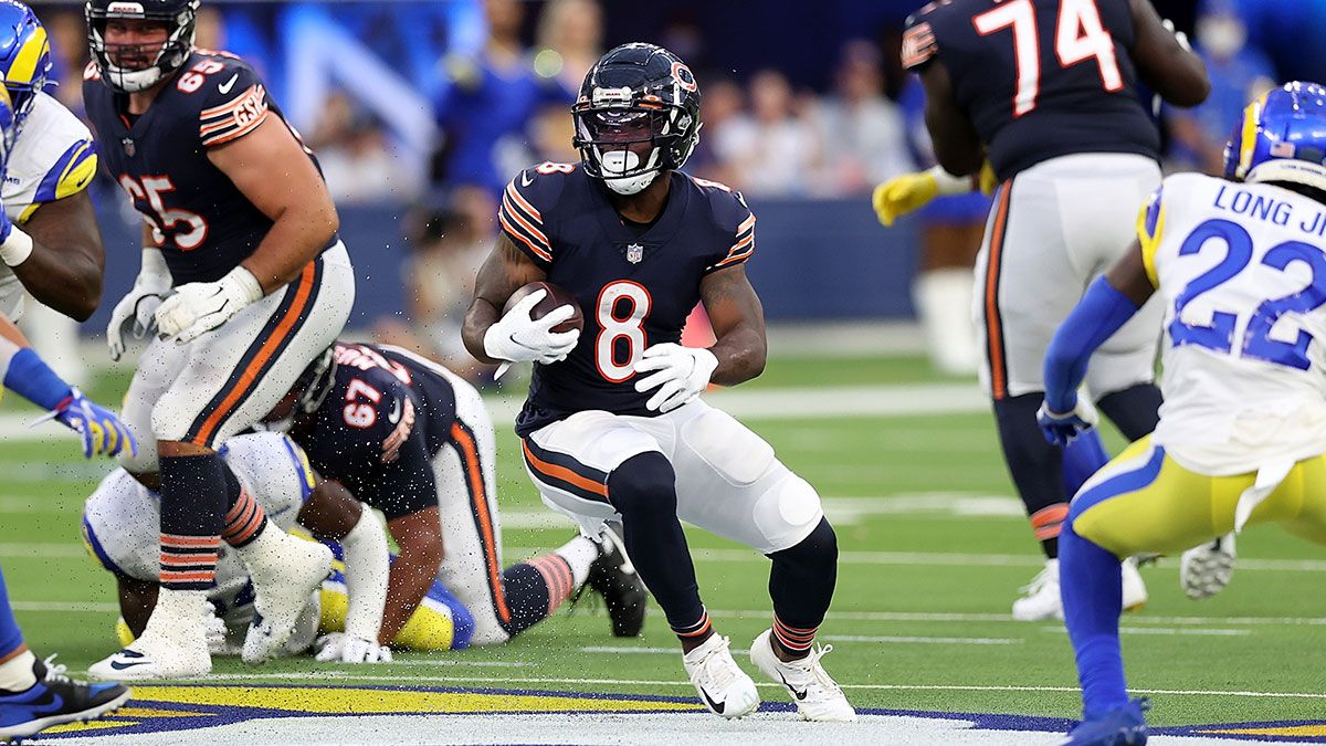 How To Target Damien Williams On Fantasy Waiver Wire: How Much FAAB To Bid To Roster Bears RB article feature image