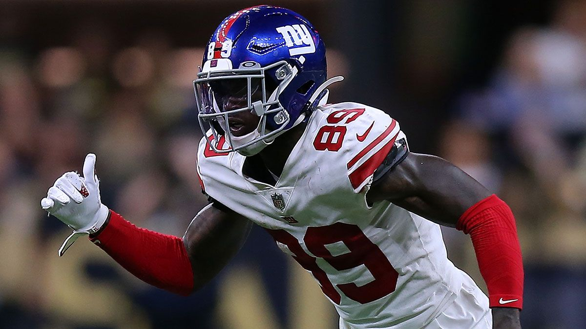 How To Target Kadarius Toney On Fantasy Waiver Wire: How Much FAAB To Bid To Roster Giants WR article feature image