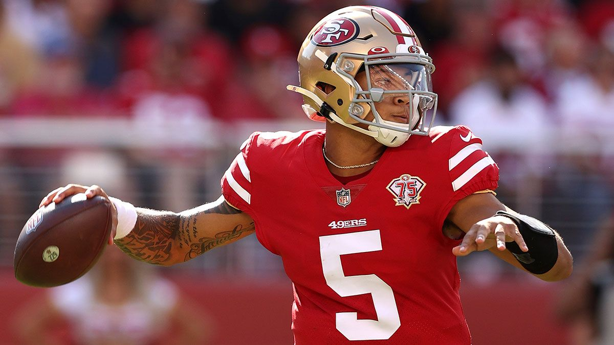NFL Week 5 Betting Picks: 3 Underdogs To Target, Including The Philadelphia Eagles & San Francisco 49ers article feature image