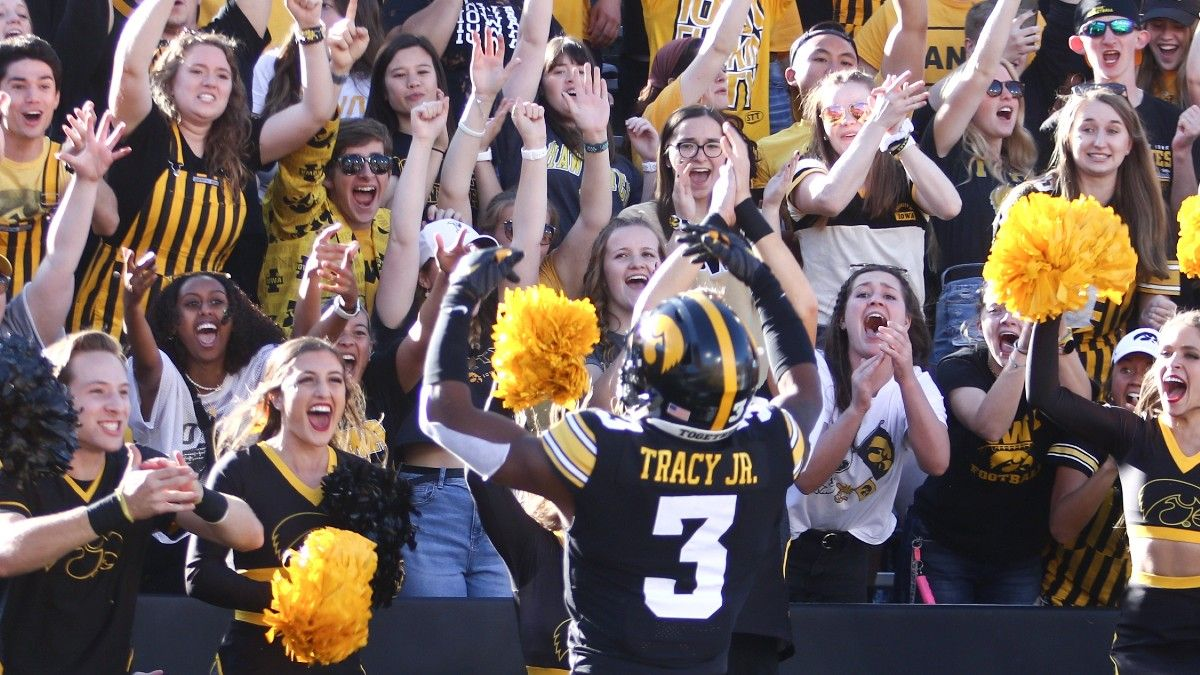What TV Channel Is Iowa vs. Penn State On? Start Time, Online Stream, Updated Odds (Oct. 9) article feature image