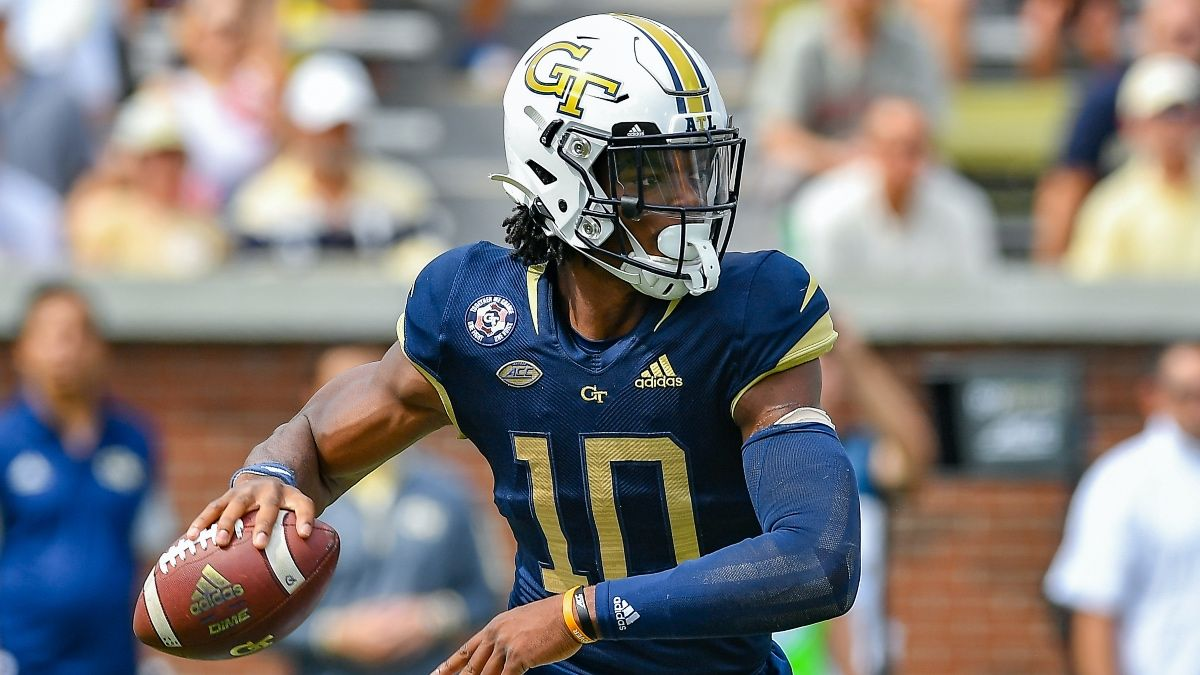 College Football Odds, Picks, Predictions for Georgia Tech vs. Duke: Blue Devils in For Rude Awakening article feature image
