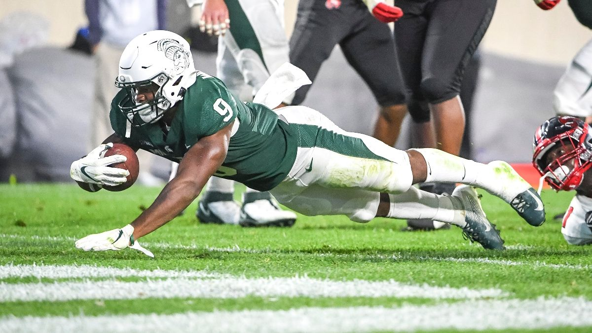 Michigan State vs. Rutgers Odds, Picks, Preview: Betting Value on Big Ten Over/Under (October 9) article feature image