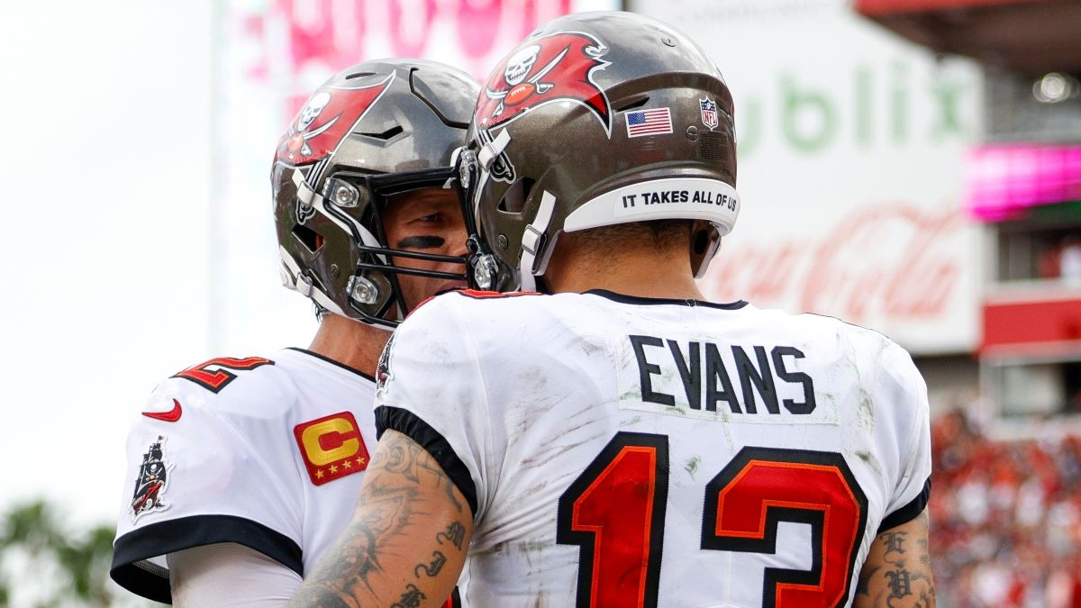 Patriots vs. Bucs Odds, Spread, Picks: Why We're Betting on the Sunday Night Football Underdog (& 3 More Bets) article feature image