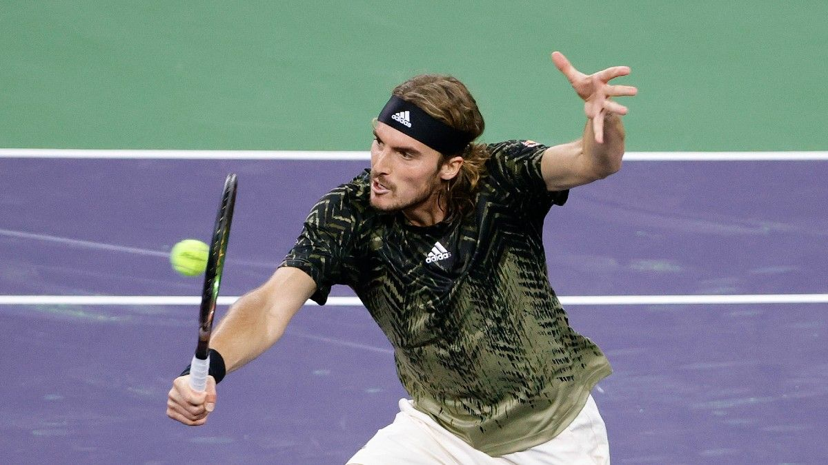 Indian Wells Evening Session Preview: Stefanos Tsitsipas vs. Fabio Fognini & More (Oct. 12) article feature image