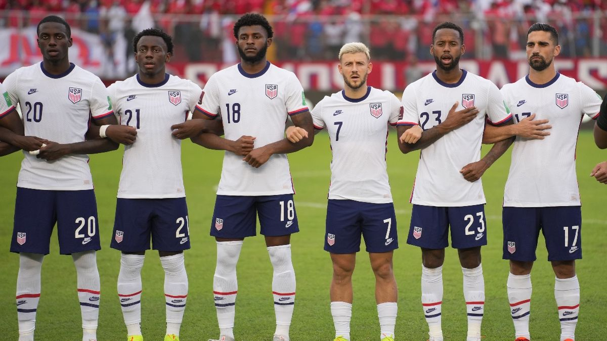 Wednesday FIFA World Cup Qualifying Odds, Picks, Predictions: Our Favorite Parlay, Featuring USA & Canada (Oct. 13) article feature image