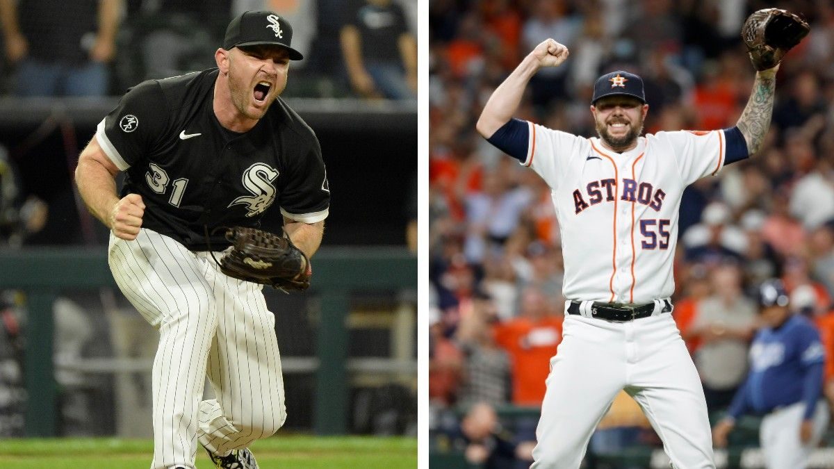 White Sox vs. Astros ALDS Betting Odds, Series Schedule: Houston Favored to Advance to ALCS article feature image