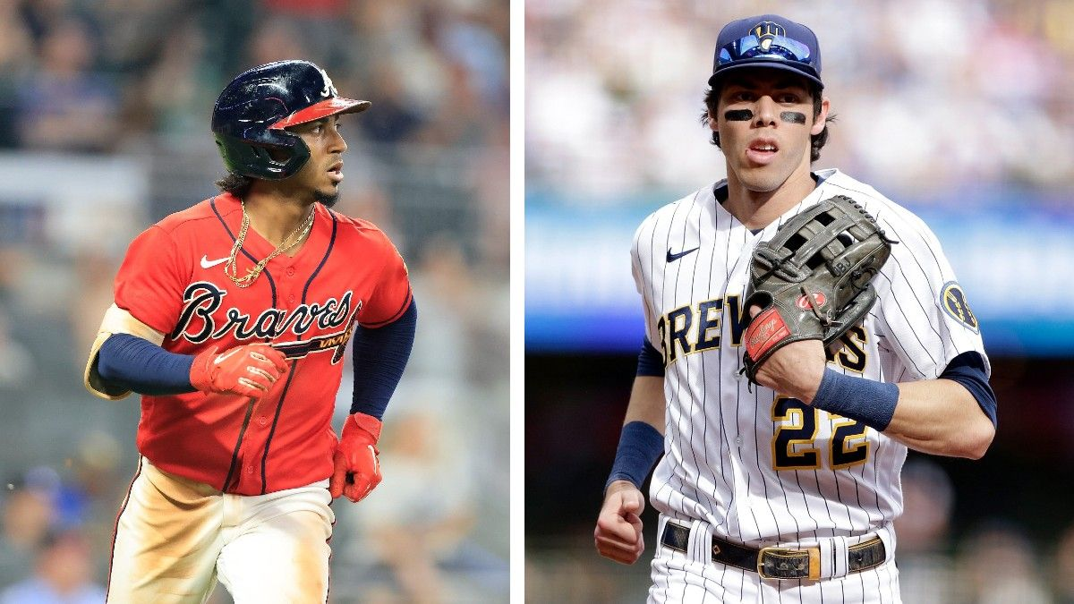 Braves vs. Brewers NLDS Betting Odds, Series Schedule: Milwaukee Favored to Advance to NLCS article feature image