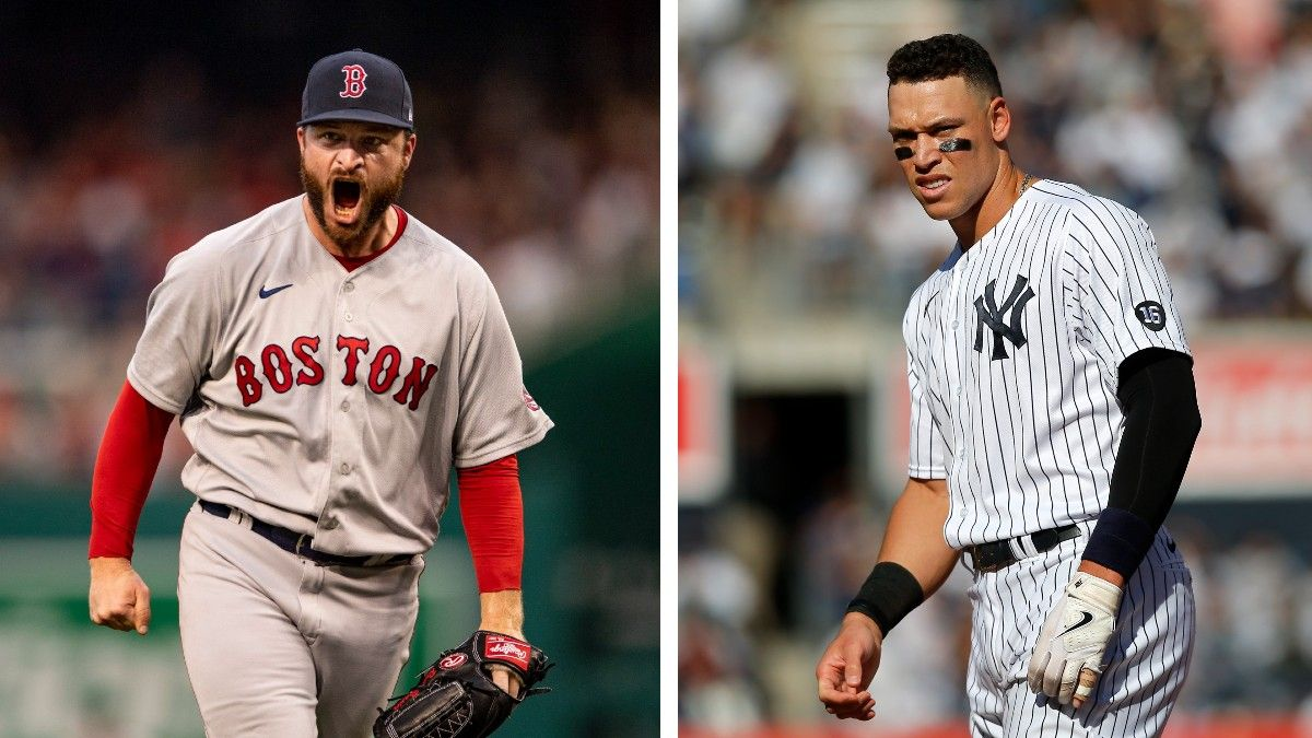 MLB Playoff Clinching Scenarios: Yankees, Red Sox Are In With Wins article feature image