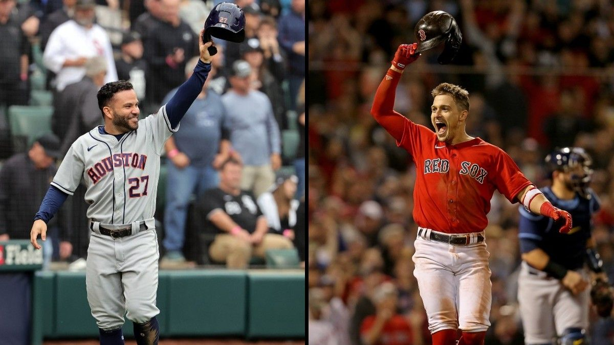 Red Sox vs. Astros ALCS Betting Odds, Series Schedule: Houston Opens As Heavy Favorite To Win Pennant article feature image