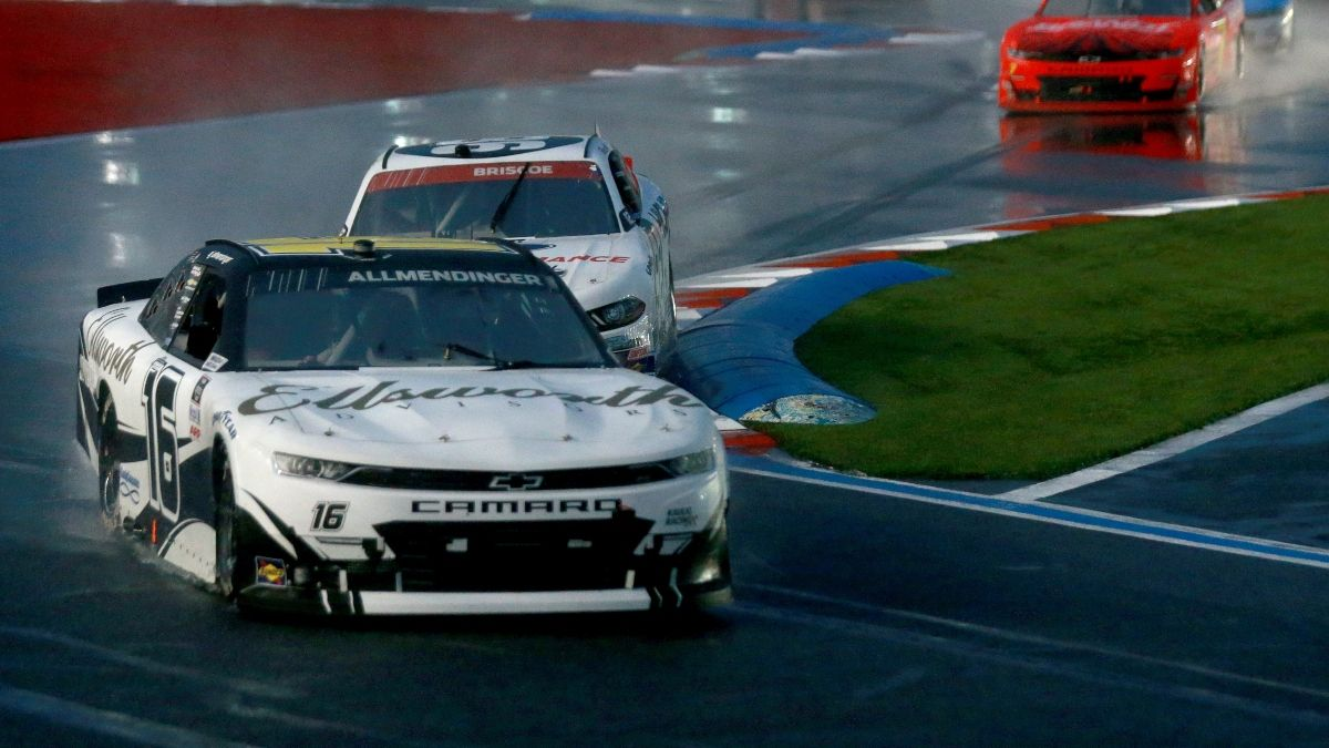 NASCAR at Charlotte Roval DFS Picks: DraftKings Strategy for the XFINITY Series Drive for the Cure 250 on Saturday article feature image