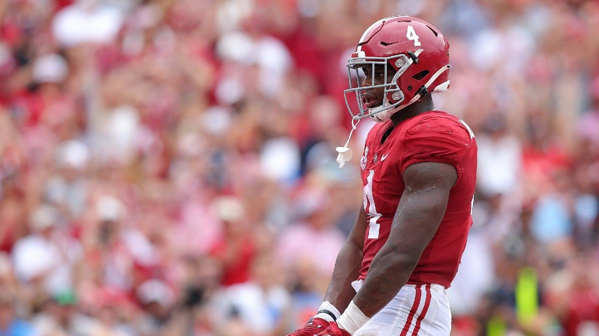 Alabama vs. Texas A&M Odds, Predictions, Picks: The Early Bet to Make for Saturday's SEC Matchup (Oct. 9) article feature image