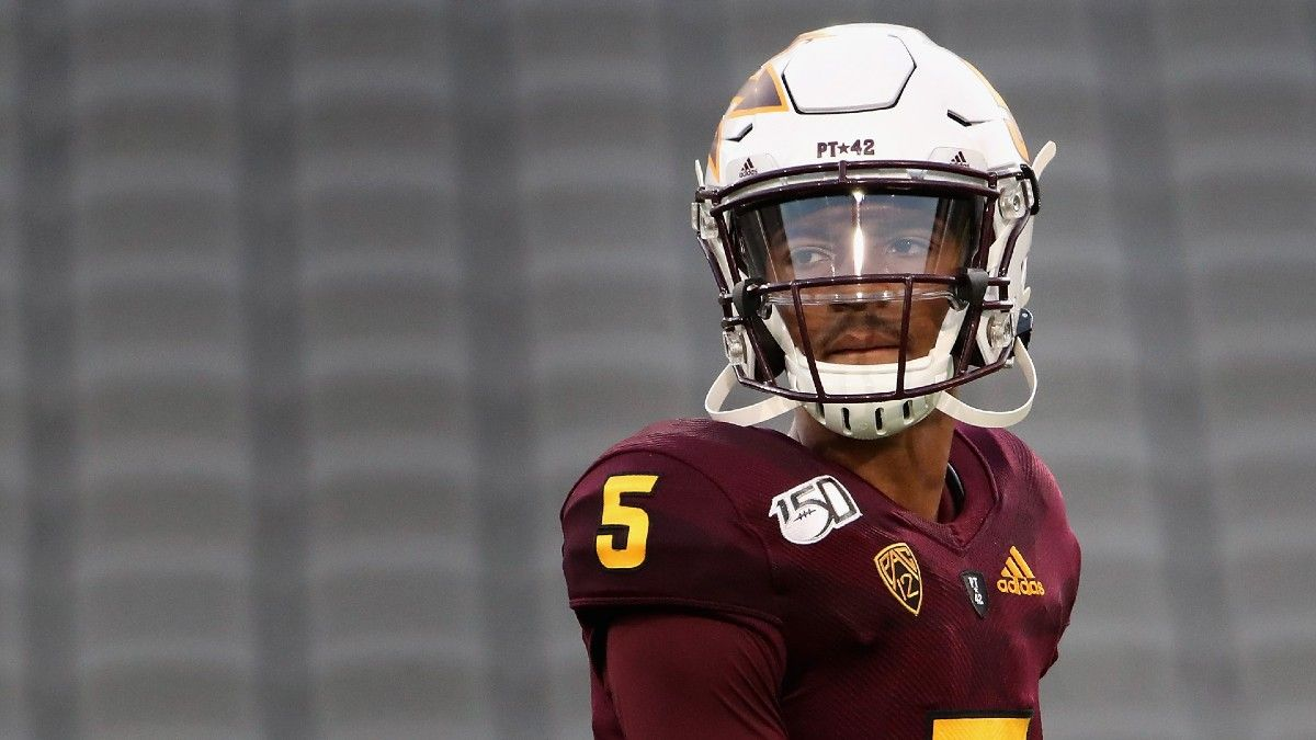 College Football Futures: Betting Value on Arizona State & Wake Forest Ahead of Week 6 article feature image