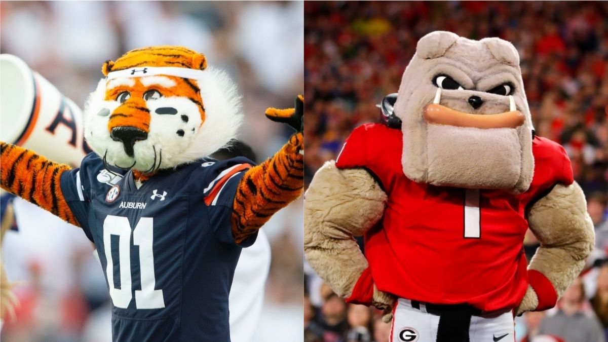 Georgia vs. Auburn Odds, Promos: Bet $5,000 on Either Team Risk-Free, and More! article feature image