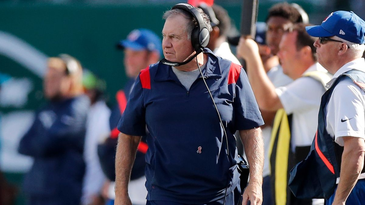 Buccaneers vs. Patriots NFL Betting Model Prediction, Pick: Sunday Night Football's Juicy Spread Edge article feature image