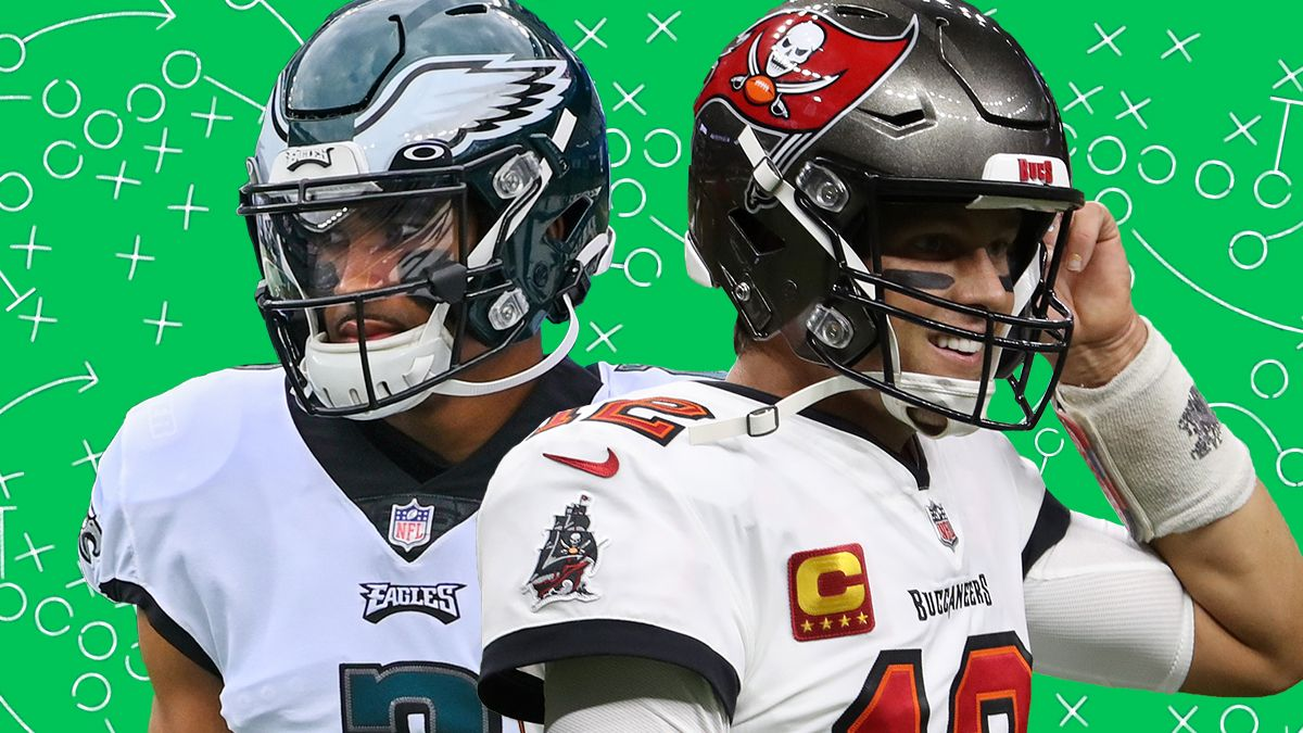 Buccaneers vs. Eagles Odds, Picks, Predictions: Why Our Expert Likes the Underdog On Thursday Night Football article feature image