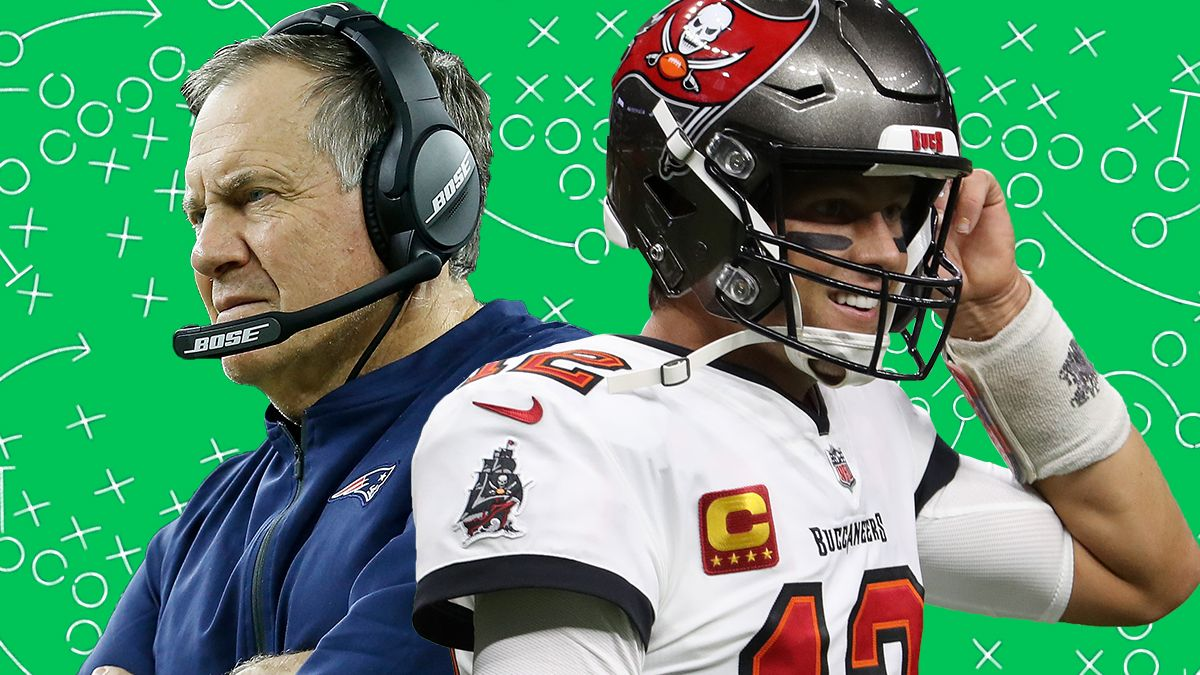 Patriots vs. Bucs Odds, Picks, Predictions: Belichick vs. Brady — Who Covers Sunday Night Football Spread? article feature image